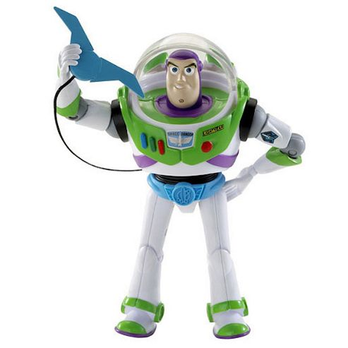 Toy Story Operation: Escape Figure - Grapnel Buzz Lightyear