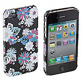 iPhone 4 and iPhone 4s Case Floral
