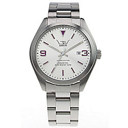 LTD Steel Ex Unisex Date Watch LTD280101