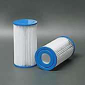 Replacement Filters For In-Pool Splasher Skimmer Pk.2