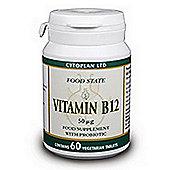 Cytoplan Vitamin B12 60 Tablets
