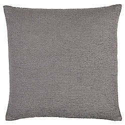 Grey Chenille Cushion