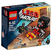 LEGO Movie Batman?  Ang Ki tty Attack 70817