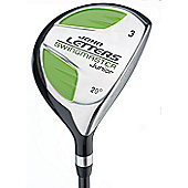 John Letters Juniors Swingmaster Oversize Junior Fairway Wood Right Hand Loft Green (5-8 Year Old)
