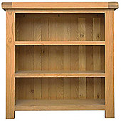 Ultimum Oakham Small Oak Bookcase