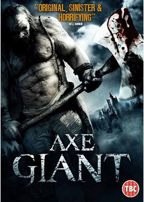 Axe Giant (DVD)