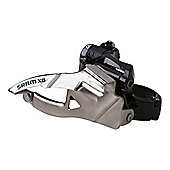 SRAM X0 Front Derailleur 2x10 Low Clamp 31.8/34.9 Top Pull