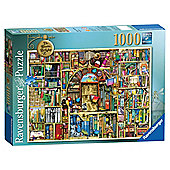 Bizarre Bookshop no.2 puzzle 1000pc