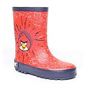 Angry Birds Angry Birds jb aw 13 Wellington Boot - Red