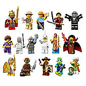 Lego Minifigures, Series 13 - 71008 x 8 Mystery Packs