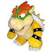 "Official Nintendo Super Mario Plush Series Stuffed Toy - 10"" Bowser (Japanese Import)"