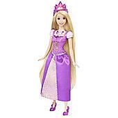 Disney Princess Glitter 'N Lights Doll Rapunzel