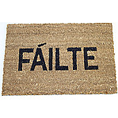 Dandy Message Failte Mat - 60cm x 40cm