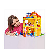 Peppa Pig House Construction Set