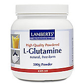 Glutamine 500mg Powder