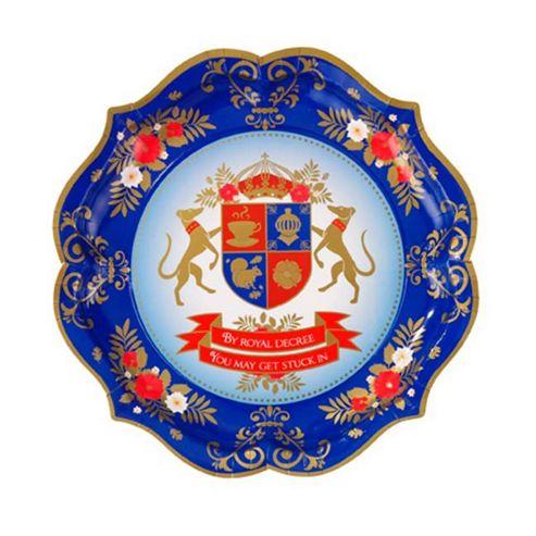 British Street Party Platters