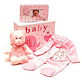 my first baby girl gift (TN13)
