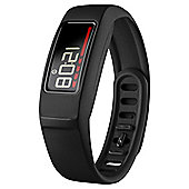 Garmin Vivofit 2 Activity Tracker Wristband w/ HRM, Black