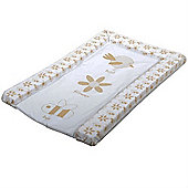 East Coast Birds and Bees Changing Mat (Cream)