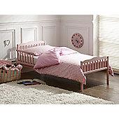 Saplings Junior Bed Frame - Pink