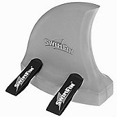 SwimFin Swim Float The Ultimate Swim Training Aid Grey