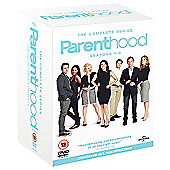 Parenthood complete set 1-6 DVD
