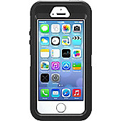OtterBox Defender Series Protective cover - Black - for Apple iPhone 5s