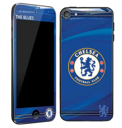 Chelsea F.C. iPod Touch 5G Skin