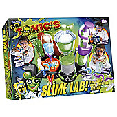 Dr Toxic Slime  Lab