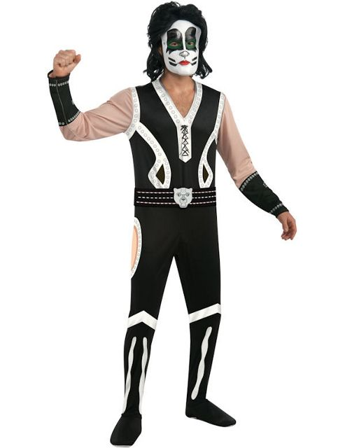 Kiss The Catman - Adult Costume Size: 42-46