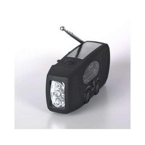 Freeplay Companion Wind Up Solar Radio + Torch