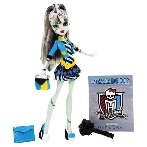 Monster High Picture Day Doll Frankie Stein