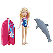 Moxie Girls Magic Swim Dolphin - Avery