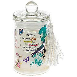 Believe Aromatherapy Scented Candle in a Jar