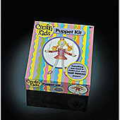 Crafty Kids Puppet Kit - Make your own Fairy Princess Puppet 6yrs+