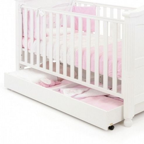 BabyStyle Trundle Drawer (White)