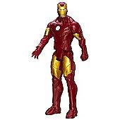 Marvel Avengers Assemble - Titan Hero 30cm Iron Man Figure