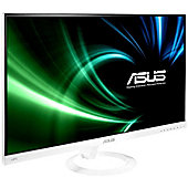 Asus VX279N-W 27 IPS LED Monitor in White Resolution 1920x1080 Full HD VX279N-W