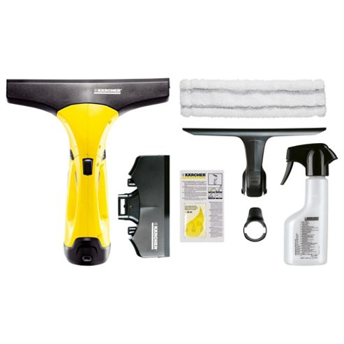 buy karcher wv2 premium window vac from our cordless vacuum cleaners range tesco. Black Bedroom Furniture Sets. Home Design Ideas