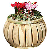 Rowlinson Marberry Ball Planter (x2)