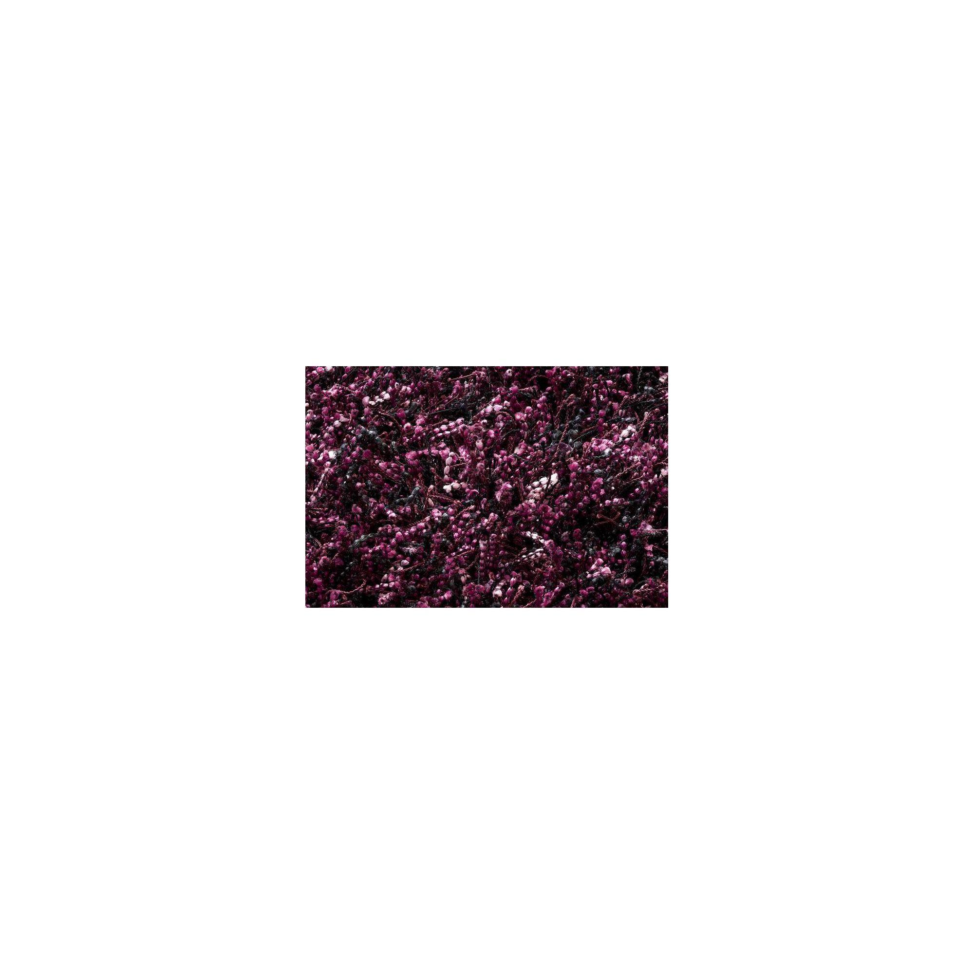 Linie Design Sprinkle Purple Shag Rug - 300cm x 200cm at Tesco Direct