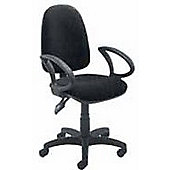 Jemini HB Tilt Operator Chair Charcoal
