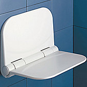 Gedy Dino Fold-Up Shower Seat in White