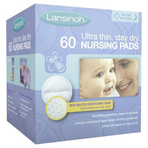 Lansinoh Ultra Thin Nursing Pads 60