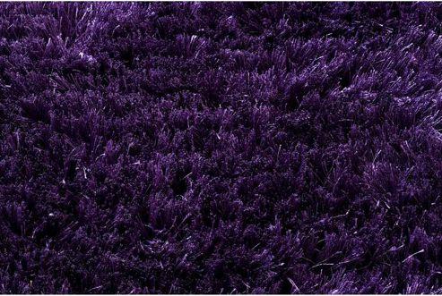 Linie Design Mantova Lilac Shag Rug - 300cm x 200cm