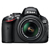 Nikon D5100 with 18-55mm and 55-200mm VR Lens Kit