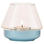 Glass & Ceramic Tealight Holder, Breeze