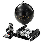 LEGO Star Wars - TIE Bomber and Asteroid Field Display Set 75008