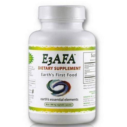 E3 AFA capsules
