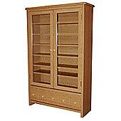 Techstyle CD / DVD / Video Media Storage Cabinet